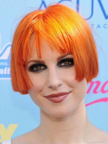We Sure Admire Hayley Williams Haircut Guts Never Ever One To Shy Away From A Statement Style Her Latest Bold Move Which She Revealed At The