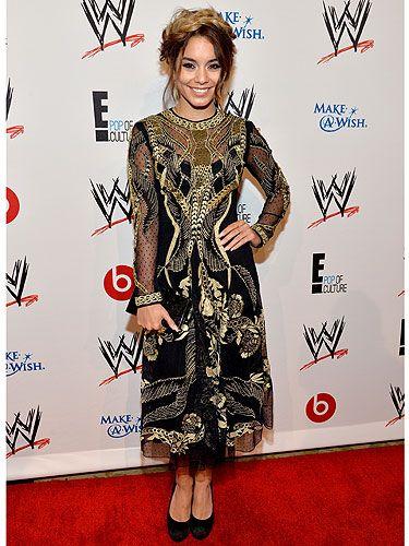 Vanessa Hudgens Casual Dress