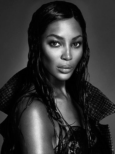 Naomi Campbell Gets Naked For Interview Magazine -9529