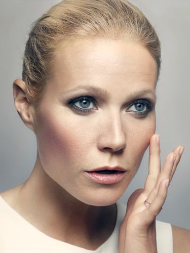 Gwyneth Paltrow S Max Factor Makeup
