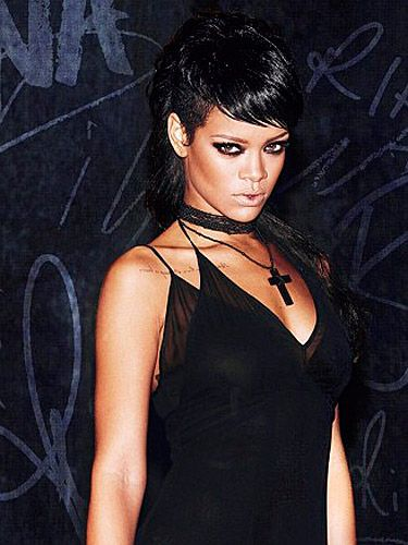 Rihanna naked - News, views, gossip, pictures, video