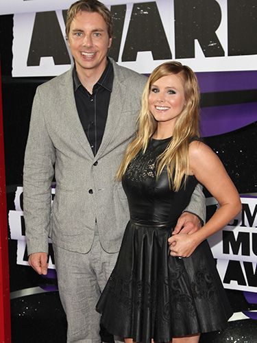 Congratulations Are In Order For Veronica Mars Star Kristen Bell Who Tied The Knot With Beau Dax Shepard On Thursday A Spontaneous Ceremony At