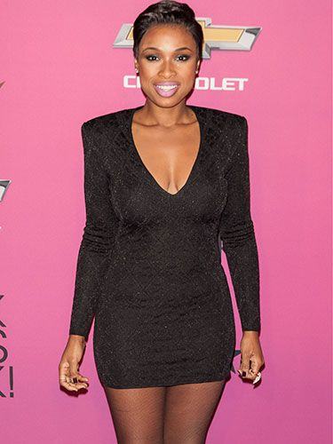 Jennifer Hudson Shows Off Pixie Haircut Jennifer Hudson New Short Hair
