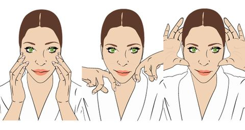 A Facial Massage Step By Step By Celebrity Facialist Nichola Joss