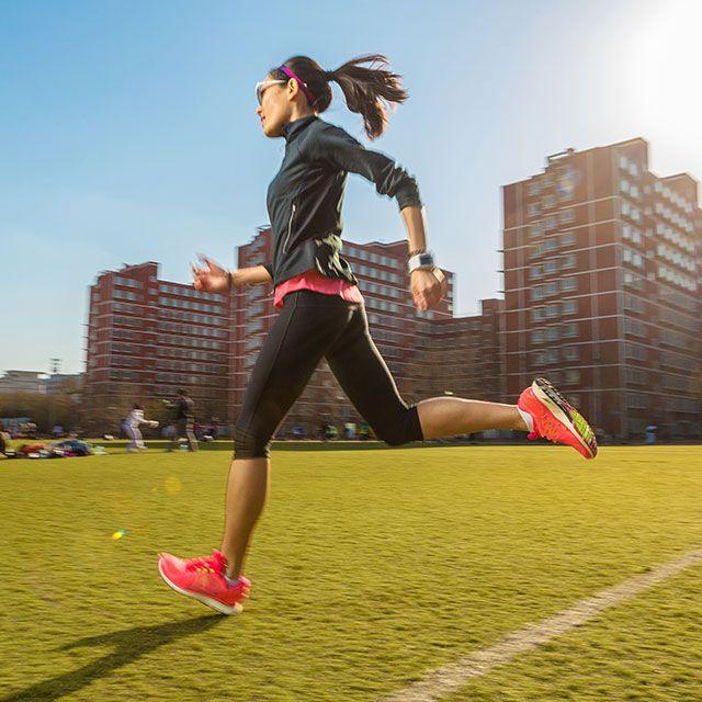 running benefits