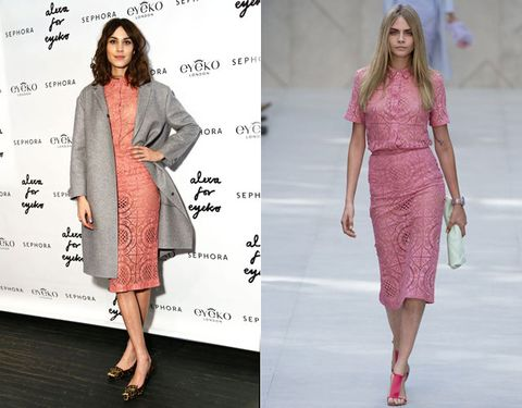 Fashion It girl and modern day muse Alexa Chung always has her fingers in  the pies b08dbad2d3aec