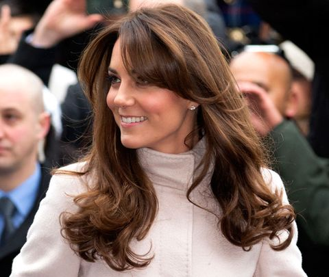 a3da89204e101 Five things Kate Middleton has taught us about hair