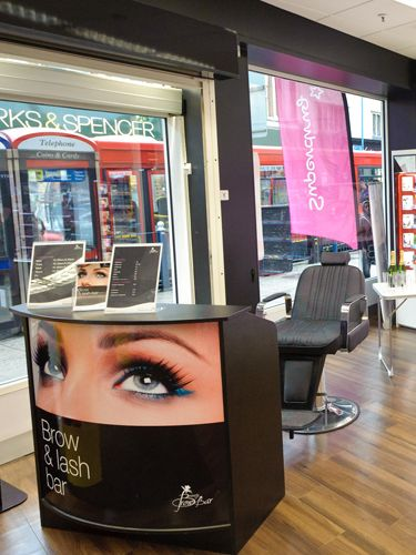 Superdrug lash and brow services :: available in 205 stores nationwide