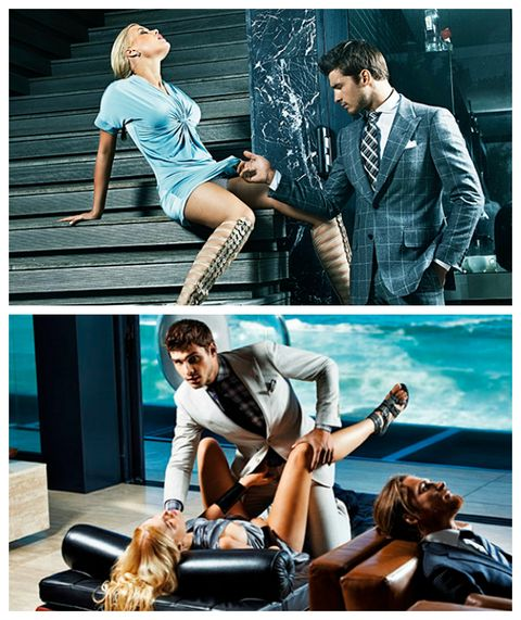 This Suit Supply Ad Campaign Is So Sexist, It Seems To