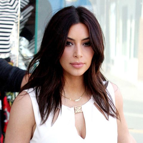 Kim Kardashian S New Haircut Is A Bit Shorter Hair Trend Confirmation