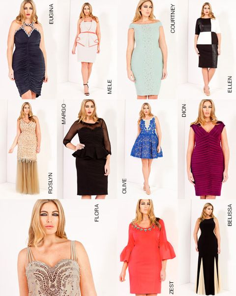 13537d5d86d2b This week the celeb-loved label Forever Unique has launched the Plus  Collection