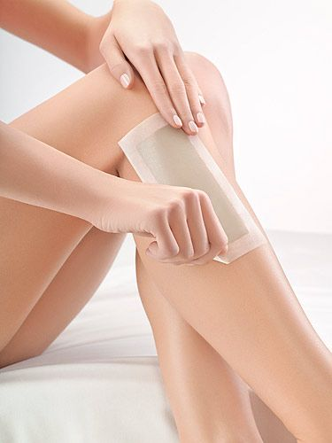 Five tips for at-home waxing :: DIY leg-waxing made easy