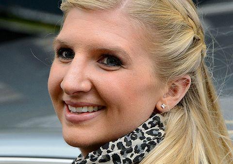 Rebecca Adlington Nose