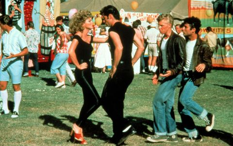 Grease Couples Halloween Costume