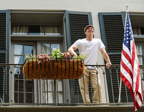 Brad Pitt And Matthew Mcconaughey Are New Orleans Neighbours