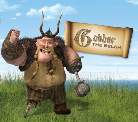 How to train your dragon 2 gay character absolutely tremendous news from cannes this week as the premiere of how to train your dragon 2 revealed that burly viking gobber the belch comes out as gay ccuart Images