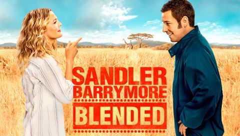 Film review: Blended, starring Adam Sandler and Drew Barrymore