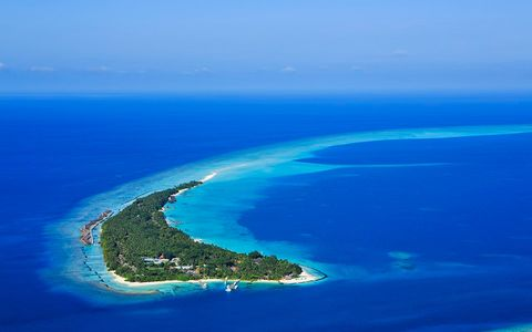 Review Kuramathi Island Resort The Maldives