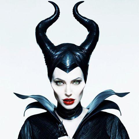 Look The Best Maleficent Makeup Tutorial We Ve Found