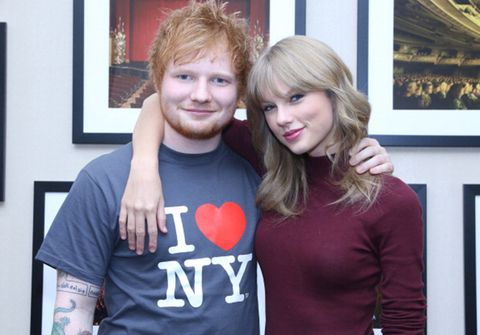 Ed Sheeran Calls Taylor Swift A Middle Aged Woman Trapped In A 24 Year Old S Body