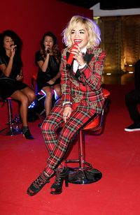 """<p>Rita Ora punked up proceedings at Rimmel's 180 Years of Cool party in a tartan Moschino two-piece (kudos also for the Mooschino lace-ups). Och aye the swit-swoo!</p><p class=""""fb_frame_side_right_paragraph""""><a href=""""http://www.cosmopolitan.co.uk/fashion/love/"""" target=""""_blank"""">VOTE ON CELEBRITY STYLE</a></p><p class=""""fb_frame_side_right_paragraph""""><a href=""""http://www.cosmopolitan.co.uk/fashion/shopping/new-in-store-2-september"""" target=""""_blank"""">SHOP THIS WEEK'S BEST BUYS</a></p><p class=""""fb_frame_side_right_paragraph""""><a href=""""http://www.cosmopolitan.co.uk/fashion/celebrity/"""" target=""""_blank"""">SEE THE LATEST CELEBRITY TRENDS</a></p>"""