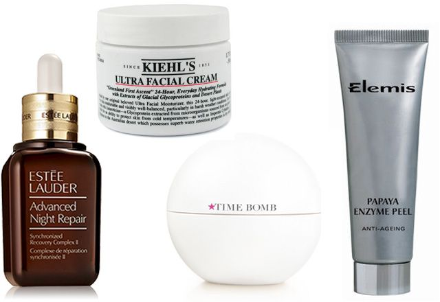 products for the skin