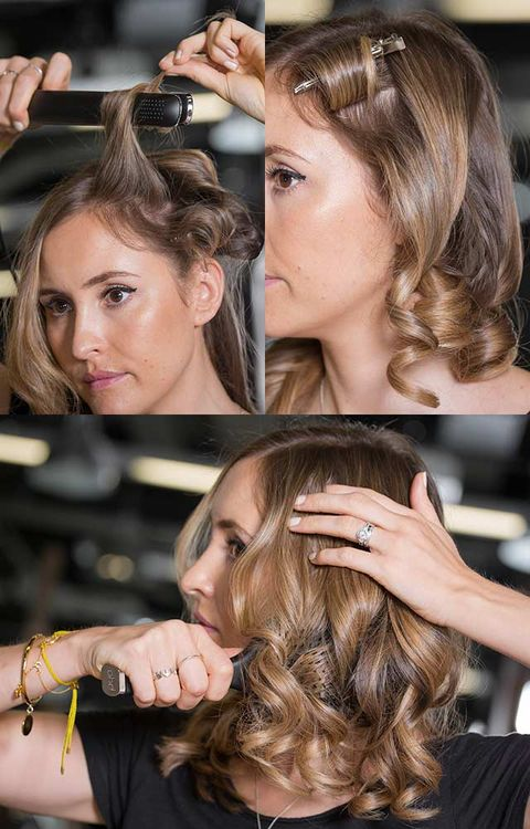 9 Ways To Use Straightening Irons New Hairstyles Using Ghd Stylers