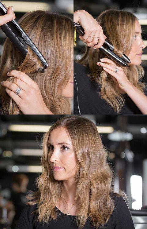 9 ways to use straightening irons :: New hairstyles using ...