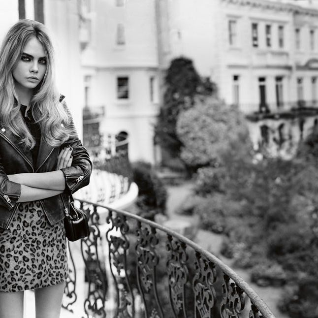 <p>Topshop (love) + Cara Delevingne (love) = one amazing partnership. And it's happening. RIGHT NOW.</p>
