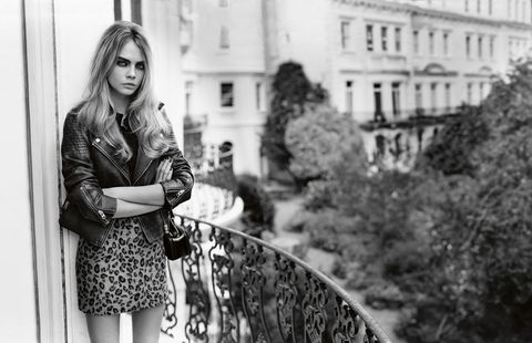 "<p>Topshop (love) + Cara Delevingne (love) = one amazing partnership. And it's happening. RIGHT NOW.</p> <p>Yes, two of Britain's most iconic fashion forces have come together to create the ultimate advertising campaign.</p> <p>British model of the moment Cara Delevingne is the face of Topshop's AW14 campaign and so powerful a face, that Sir Philip Green decided she was all they needed to showcase their new season collection.</p> <p>Cara joins the likes of Karlie Kloss, Jourdan Dunn, Lily Donaldson and Rosie Huntington-Whiteley who have all modeled for the brand previously. The Class of Topshop - oh how we'd love to be at that reunion.</p> <p>Aside from Cara looking all amazing and everything, we're pretty sure this new collection is going to be a big hit with shoppers. We've got our eyes on that sequinned dress already...</p> <p><a href=""http://www.cosmopolitan.co.uk/fashion/celebrity/celebrity-style-watch-july-20142"" target=""_blank"">CELEBRITY STYLE WATCH: BEST DRESSED THIS WEEK</a></p> <p><a href=""http://www.cosmopolitan.co.uk/fashion/shopping/ibiza-shopping-gallery"" target=""_blank"">IBIZA CAPSULE WARDROBE HITLIST</a></p> <p><a href=""http://www.cosmopolitan.co.uk/fashion/celebrity/kim-kardashian-style-outfits"" target=""_blank"">KIM KARDASHIAN'S BEST EVER LOOKS</a></p>"