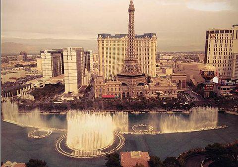 Romantic Las Vegas