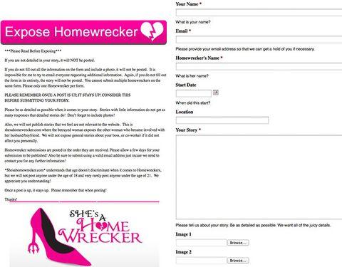 Shesahomewrecker com