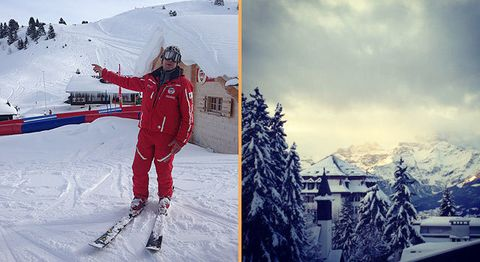 Winter, Winter sport, Sports equipment, Recreation, Snow, Ski, Outerwear, Skier, Ski Equipment, Ski pole,