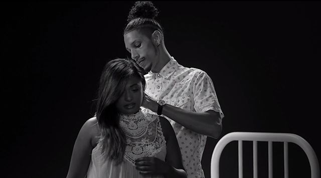 Viral First Kiss Video Follow-Up: Strangers Undressing in
