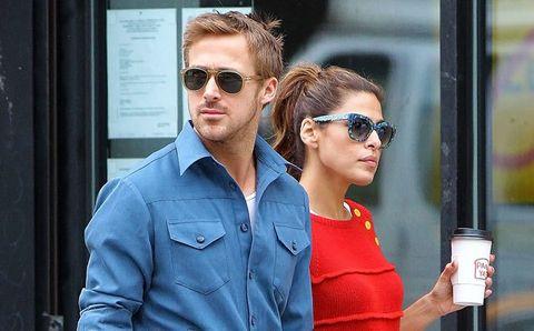 Eyewear, Sunglasses, Hair, People, Red, Street fashion, Fashion, Glasses, Hairstyle, Cool,