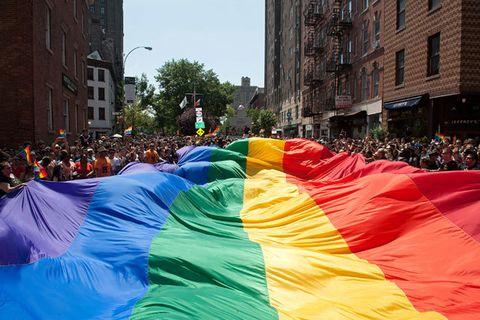 Pride LGBTQ+ flag