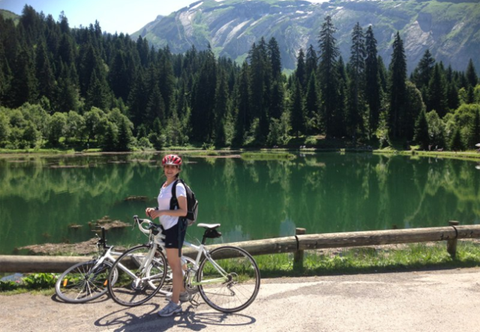 270813 yanar biking french alps