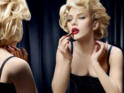 Lip, Hairstyle, Eyelash, Style, Blond, Beauty, Eye shadow, Hair coloring, Makeover, Model,