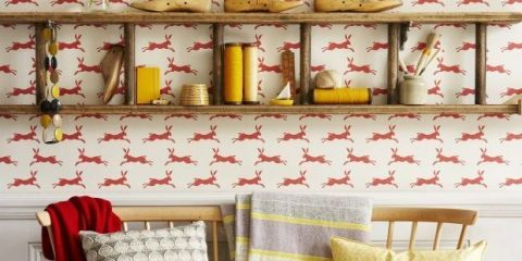 Wallpaper can add instant decoration to a room, bring warmth and colour and make a house feel instantly furnished. But it can be a bold statement or a ...