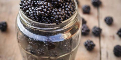 Blackberry liqueur - Blackberry recipes