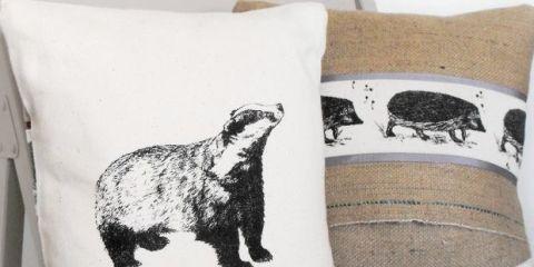 Organism, Vertebrate, Terrestrial animal, Snout, Carnivore, Rectangle, Illustration, Home accessories, Drawing, Fur,