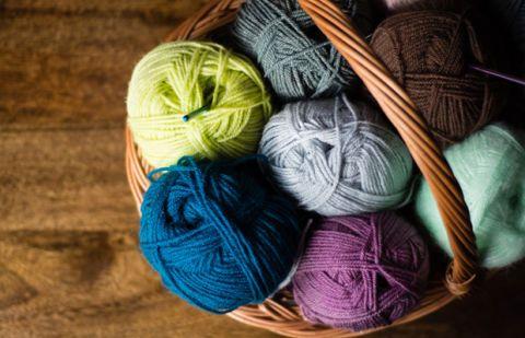 Woolen, Thread, Wool, Textile, Knitting, Fiber, Magenta, Twine,