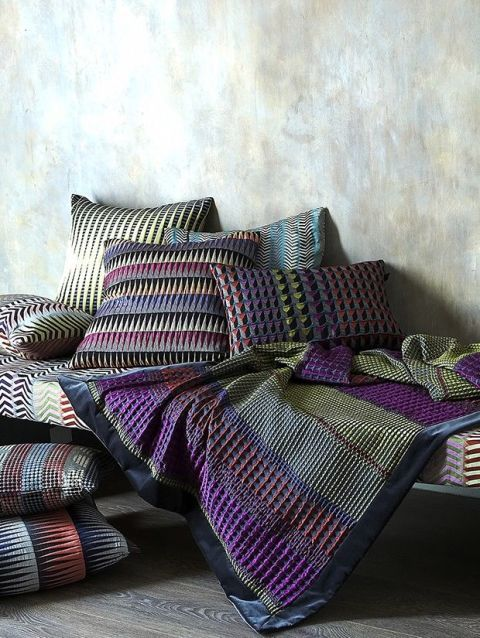 Blue, Purple, Violet, Pillow, Lavender, Pattern, Cushion, Throw pillow, Outdoor furniture, Wicker,
