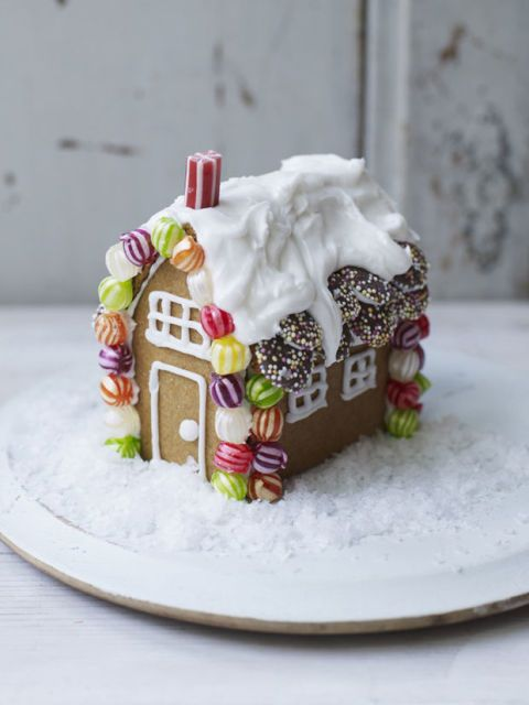 Food, Dessert, Sweetness, Cake, Gingerbread house, Gingerbread, Baked goods, Confectionery, Recipe, Cuisine,