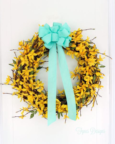 Yellow, Colorfulness, Art, Floral design, Twig, Creative arts, Ribbon, Floristry, Illustration, Graphic design,