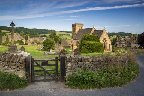 Plant, Property, Land lot, House, Rural area, Stone wall, Shrub, Village, Cottage, Medieval architecture,