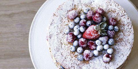 fruit gâteau