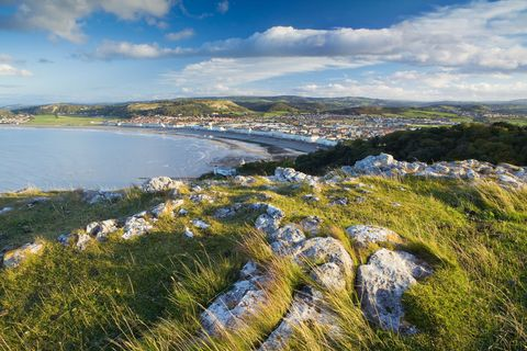 Great Orme north Wales