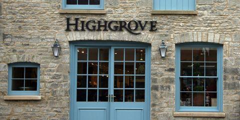 Highgrove farmshop