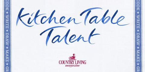 kitchen table talent logo
